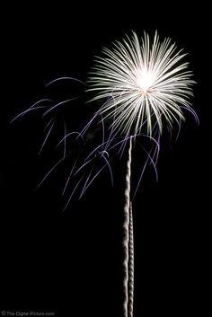 More tips for photographing fireworks.  This is my favorite tip because it is so easily overlooked, until desperately needed:   Working in the dark is challenging even when you are intimately familiar with your equipment. A small issue such as dropping a memory card can turn into a frustrating problem. Pack a small flashlight.