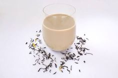 How to make the perfect tea latte (swap out chai for any flavor)  Ingredients:      1 teabag (Tazo Chai)     2 parts (8 oz) non-dairy milk     1 part (4 oz) water      1 teaspoon vanilla     1 tables...