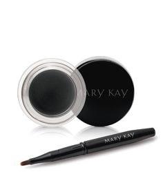 Check out the fabulous things I found in the Mary Kay® eCatalog! Mary Kay® Gel Eyeliner With Expandable Brush Applicator Mary Kay Ash, At Play Mary Kay, Mary Kay Colombia, Mary Kay Brasil, Gel Eyeliner, Cc Cream, Corrector Mary Kay, Mk Men, Imagenes Mary Kay