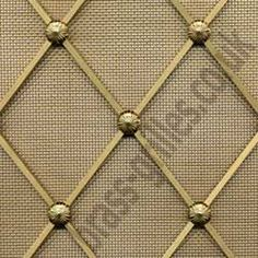 Decorative Grills for radiator covers, cabinet doors and all screening. Fast quotation and delivery. Best prices gauranteed.