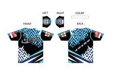 Gaming Sport Jersey Design Sportjerseydesign Profil Pinterest