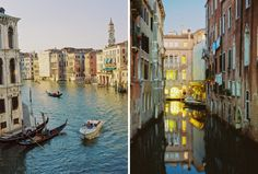 Film. Contax 645. Portra 800. Venice.     http://jonaspeterson.com/personal/film-travels-ii/