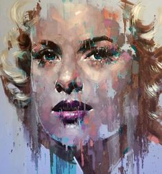 Jimmy Law Painting - Grace Kelly