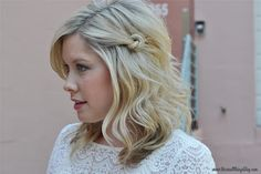 40 ways to do shoulder length hair. @ The Beauty ThesisThe Beauty Thesis
