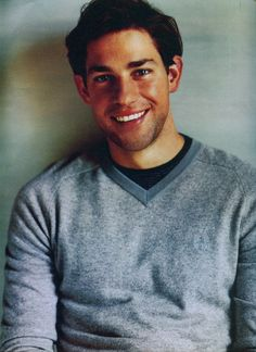 John Krasinski- love  me some Jim