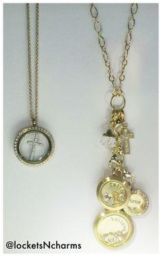 Origami Owl ~ Faith Inspired Lockets ~ Christie Huck Independent Designer #40175