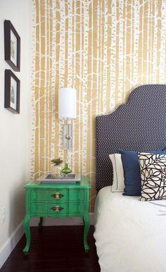 Färger och mönstermix – 25 eklektiska sovrum - Sköna hem