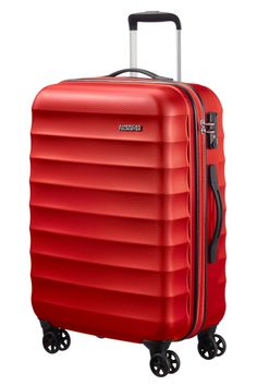 American Tourister Palm Valley Spinner 67cm Bright Red