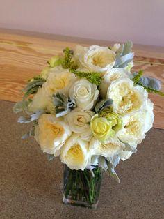 Beautiful array of roses.