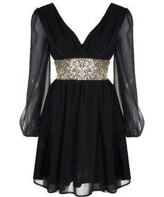 Empress Sparkler Dress