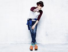 """NII 2013 Spring """"I Want You"""" & """"Heart Campaign"""""""