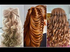 Phenomenal Best Hairstyles I Hair Tutorials Compilation Part 18 2016 Hairstyles For Women Draintrainus