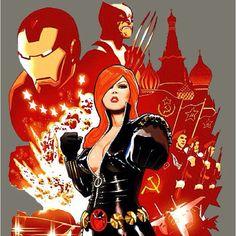 Black Widow!