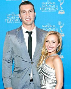 Hayden Panettiere finally confirmed her engagement to boxer Wladimir Klitschko on Wednesday, Oct. 9.