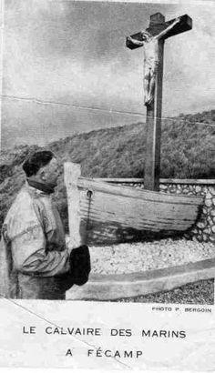Le Calvaire des marins de Fécamp