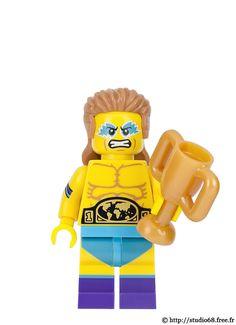 15_14 -  Wrestling Champion
