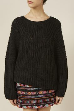 Sergio Sweater Black