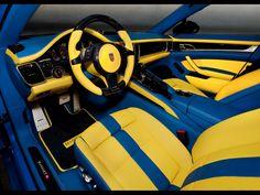 2010 Mansory Porsche Panamera Power Pack