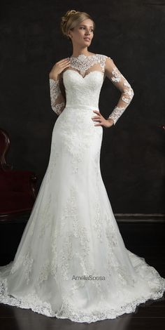 Amelia Sposa 2015 Wedding Dress - Essenia