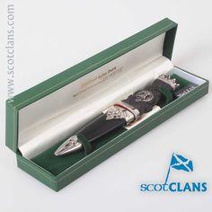 MacLean Clan Crest D