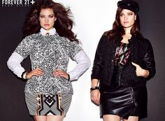 Toss out the conventional shopping rules people tell plus size women to follow and start breaking the mold with your wardrobe!