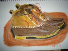 Bean Boots via Shigeru Toyoda