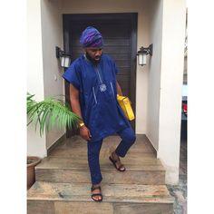 Yellow Bag? Noble Igwe tho'