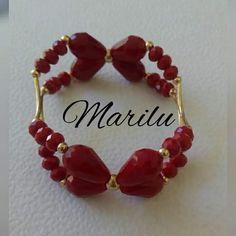 Beaded Bracelet Patterns, Woven Bracelets, Handmade Bracelets, Jewelry Bracelets, Wire Jewelry, Jewelry Crafts, Bracelet Making, Jewelry Making, African Beads Necklace