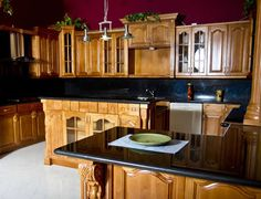 www.improvementcenter.com Absolutely love these cabinets!