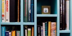 Book shelves of mdf