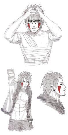 Naruto Sexy (Chicos) - Kiba Inuzuka 1010 would see again lol Naruto Kakashi, Pain Naruto, Naruto Shippuden Sasuke, Anime Naruto, Naruto Comic, Naruto Funny, Shikamaru, Anime Guys, Boruto