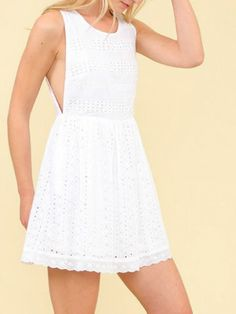 Calling from Capri Dress