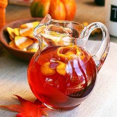 Apple Cider Citrus Punch By TasteSpotting