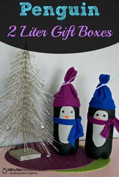 Penguin 2 Liter Gift