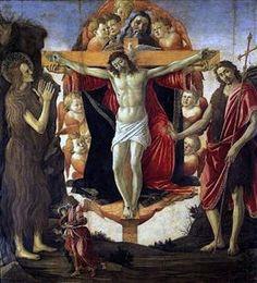 Trinity - Sandro Botticelli