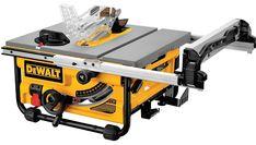 Dewalt Table Saw: Good Friend for Carpenter