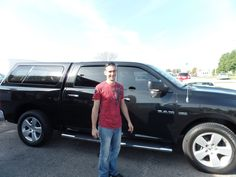 Congratulations to Vincent M. on his purchase of a new Dodge Ram 1500! We really appreciate the opportunity to earn your business and hope you enjoy your new truck!