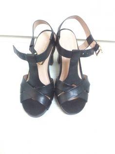 Chaussures Minelli neuve / Noir / 37 FR / Cuir / Toutes saisons