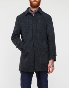 Grandpa's Coat - Oliver Spencer