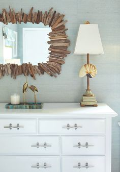 Easy (and Inexpensive) Home Updates    You don't always have to throw old stuff out. Just because your old standbys have seen better days doesn't mean they're destined for the dumpster—and Flea Market Fabulous author Lara Spencer can prove it with these creative ideas that include a driftwood mirror, update for an old coffee table and reupholstering an old chair.