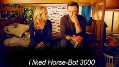 jeffwinger-horsebot3000 Community Series, Community Tv Show, Community College, Group Study, Wizards Of Waverly Place, Boy Meets World, Lizzie Mcguire, Tv Times, Comedy Show