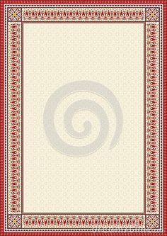 New islamic decoratif frame with elegant and simple design