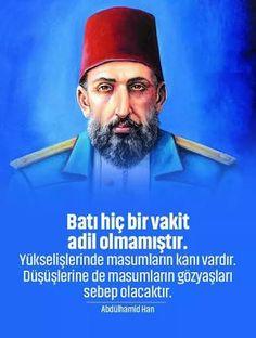 (*) Twitter Empire Quotes, Islamic Phrases, Real Facts, Ottoman Empire, Revolutionaries, Karma, Politics, 1, Thankful