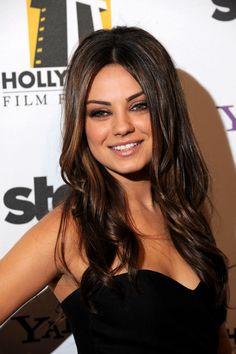 Mila Kunis. My lady crush! ♡