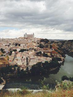 Toledo in Spain / photo by Cat
