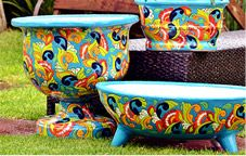 .:: Talavera Castillo::. Make beauty every corner of your home with these pieces that show the roots of our traditional culture.