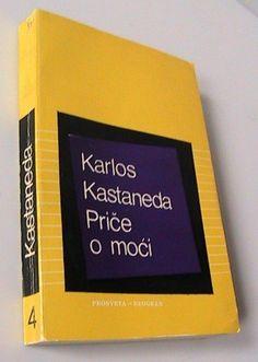 Carlos Castaneda Price o Moci PDF DOWNLOAD
