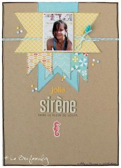 .#scrapbook #layout by leanne