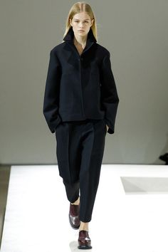 Jil Sander: this is the perfect outfit