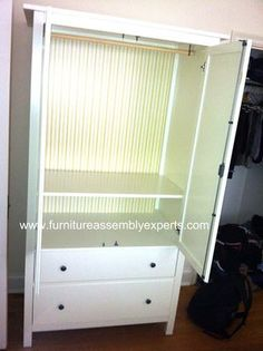 Ikea hemnes wardrobe Hemnes wardrobe HEMNES and Small hall